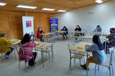 Mujeres de Carelmapu dieron a conocer sus inquietudes durante cuarentena por Covid-19