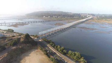 EFE ingresa al Servicio de Evaluación Ambiental la Adenda Complementaria del nuevo puente sobre el río Biobío