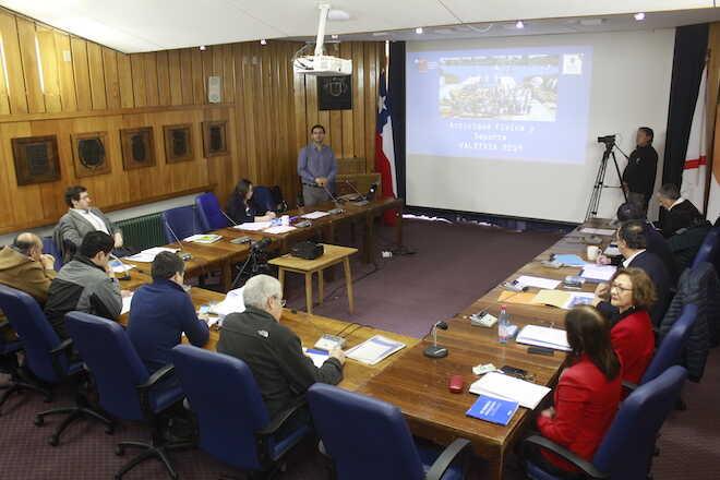 Planes Comunales Deportivos siguen avanzando en Los Ríos