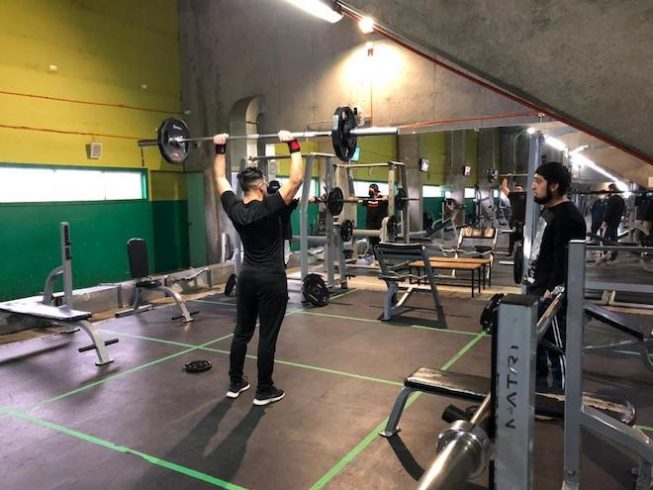 Evaluación positiva a un mes de reapertura de polideportivo en Puerto Aysén
