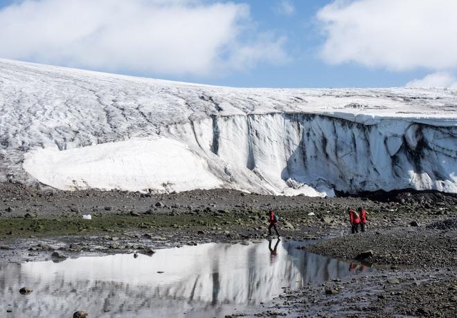 Reportan notoria alza de actividad sísmica en Territorio Chileno Antártico