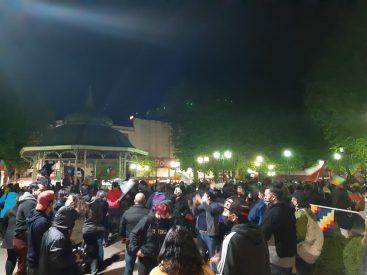 """Carla Amtmann: """"Valdivia está despierto y ha dado un ejemplo. Hoy ganó la esperanza y la necesidad de cambio"""""""