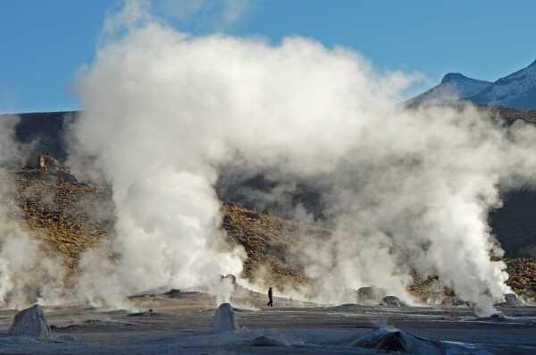 Investigación revela alto potencial geotérmico de aguas subterráneas en el sur de Chile