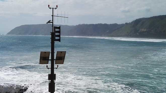 Empresa española instalará sirenas de alerta de tsunami en zonas costeras de Chile por un valor de MM USD 60