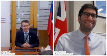 SUBREI y autoridad británica de comercio abordan oportunidades de la relación económica bilateral en Diálogo Comercial Chile – Reino Unido