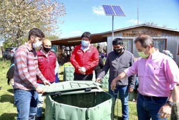 Comunidad originaria de Río Bueno se capacitará en técnicas de reciclaje de residuos mediante fondo FFOIP