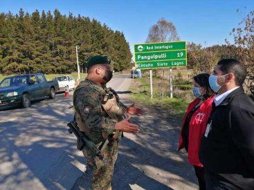 """Seis comunas de la Región de Los Ríos en etapa de transición del plan """"paso a paso"""""""