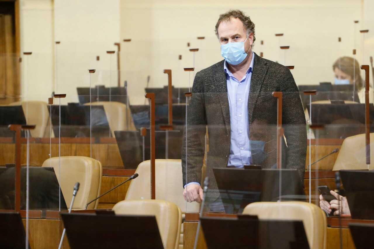 Diputado Harry Jürgensen pide aclarar al Servel proceso de escrutinio de la segunda papeleta en el plebiscito