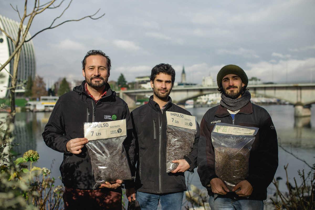 Venden bioinsumos a base de microorganismos de la Selva Valdiviana y residuos de la cerveza