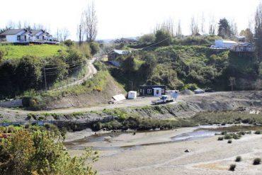 Faenas de privado en humedal de Nercón: municipio de Castro presentará acción judicial ante Tribunal Ambiental