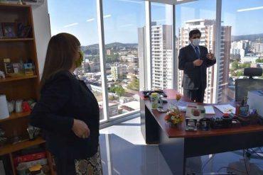 Presidente de la Corte Suprema encabeza inauguración de Primer Juzgado Civil de Concepción