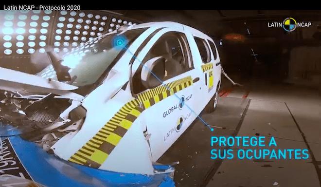 ¿Sabes cuán seguro es tu auto? Latin NCAP anuncia nuevo Protocolo de Evaluación 2020
