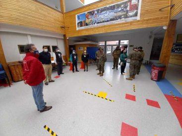Gobernador de Aysén valora buen comportamiento ciudadano en el Plebiscito Constituyente