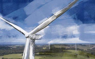 """Proyecto """"Parque Eólico Caman"""" es aprobado por unanimidad en Comisión de Evaluación Ambiental en Los Ríos"""