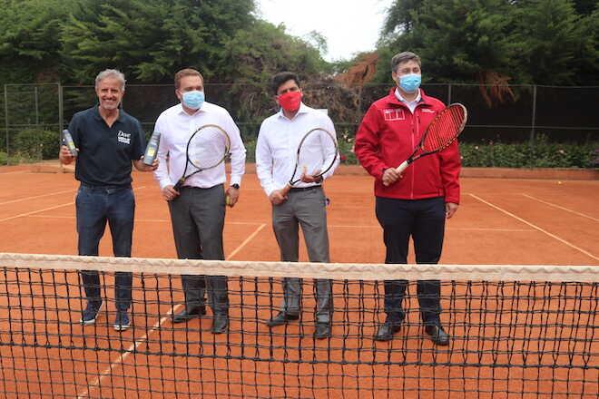 El tenis del ATP Tour desembarca en Biobío