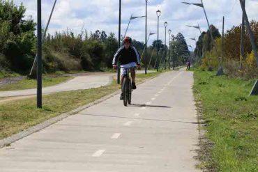Listo diseño final de ciclovías para 5 comunas de La Araucanía