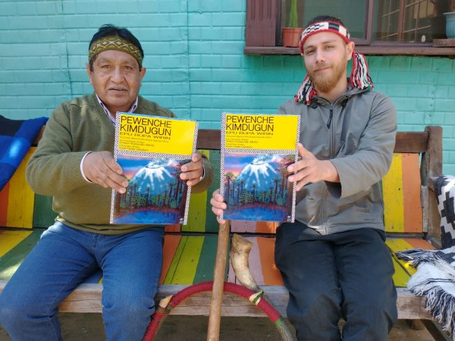 Lanzan en Chile Primer Diccionario Mapuche Monolingüe