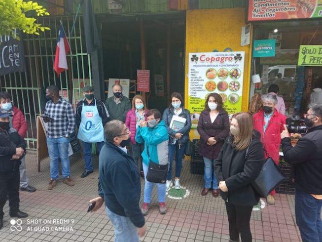 Cámara de Comercio Osorno apoya manifestaciones de comerciantes frente a cuarentena
