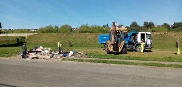 Municipio de Osorno pide paciencia para el retiro de chatarras del programa patio limpio
