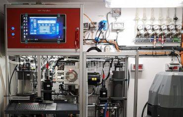 En Alemania fabrican primer prototipo automatizado en el mundo que colectará toxinas de microalgas en la Región de Magallanes