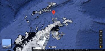 Científicos reconstruyen 240 años de información paleoceanográfica en el estrecho de Bransfield