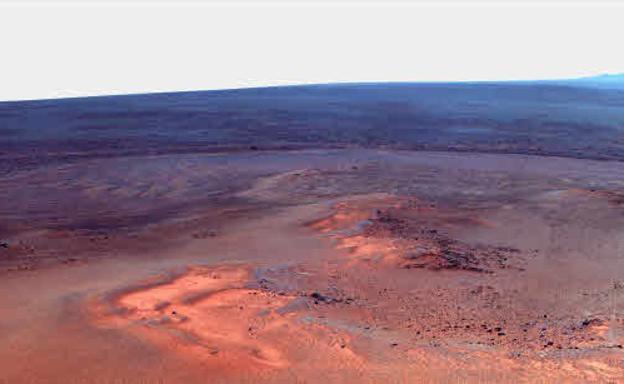 ¿Pan hecho en Marte? proyecto busca crear el ambiente ideal para la producción de trigo en el planeta rojo