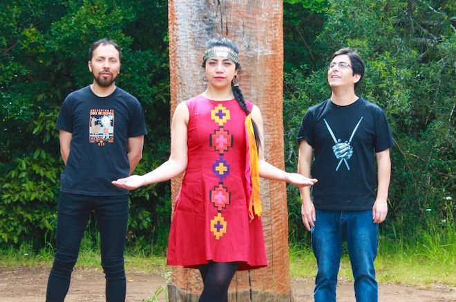 Ser mujer mapuche en Chile hoy: Inche aborda discriminación en estreno de video musical