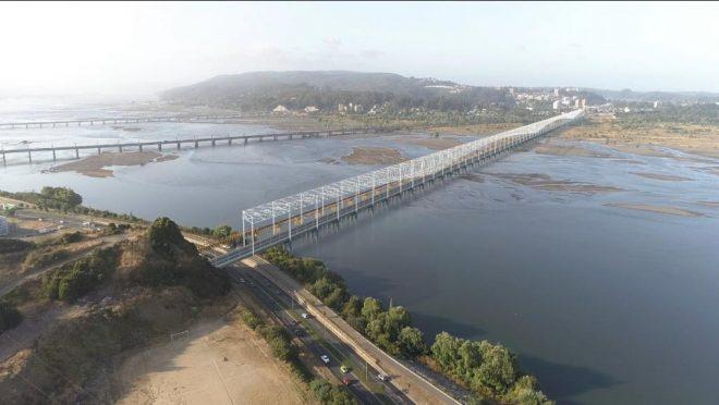 Nuevo puente Biobío obtiene Resolución de Calificación Ambiental favorable