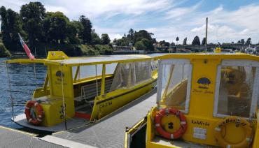 Valdivia contará con el primer servicio de transporte público fluvial sustentable de Chile