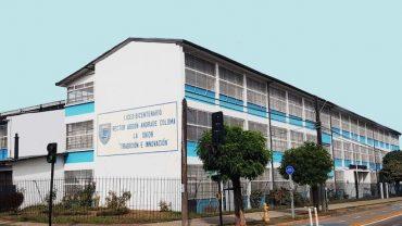 USS Valdivia y COLUN apoyaron a estudiantes de Los Ríos para rendir la Prueba de Transición Universitaria
