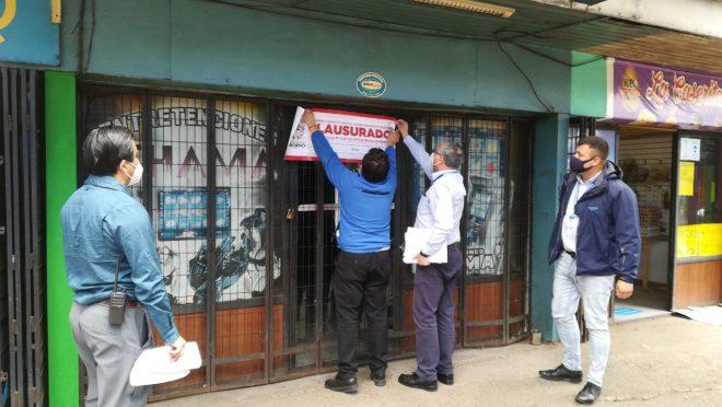 Tras dictamen de contraloría municipio de Osorno notifica cierre de locales de máquinas de azar