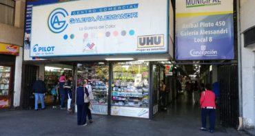 Cámara de Diputados oficia a BB.NN. para que informe sobre Galería Alesandri de Concepción