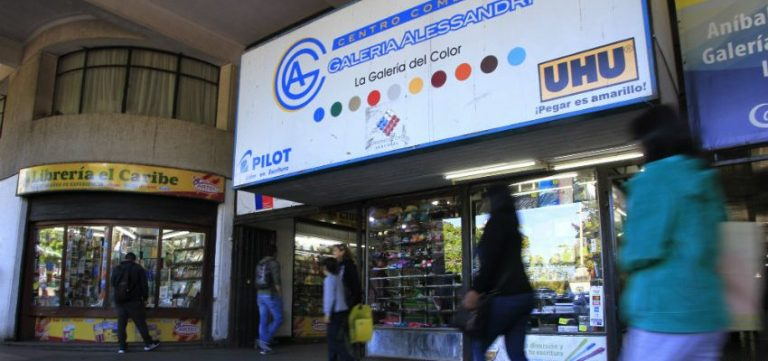 """Resolución de término de contrato de Galería Alessandri: """"Concepción es una ciudad de un patrimonio invaluable y la industria inmobiliaria no debe seguir definiendo su forma de producción»"""