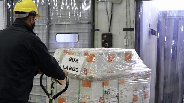Gobierno de Chile inicia distribución nacional de vacunas contra covid-19 elaboradas por la farmacéutica china Sinovac