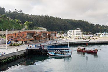 Impulsan el desarrollo turístico y gastronómico del borde costero de Talcahuano