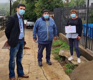 Trabajadores de ProEmpleo y PMU reciben complemento a sus pensiones