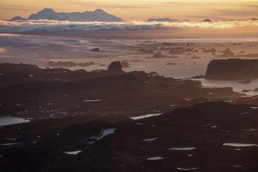 Evento de río atmosférico en la Antártica podría provocar precipitaciones anormales y altas temperaturas en Chile