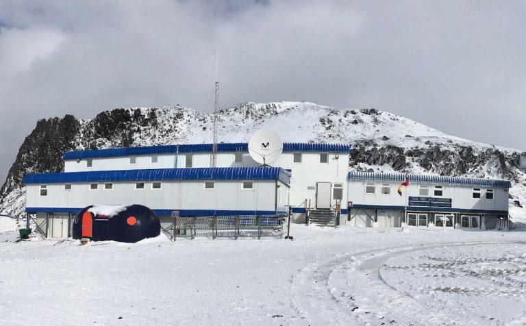 Base chilena de Isla Rey Jorge cumple 26 años apoyando el desarrollo científico en territorio antártico