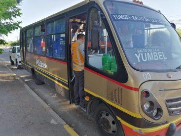 Servicios de transporte público de la Región del Biobío operarán con aumento de flota desde marzo