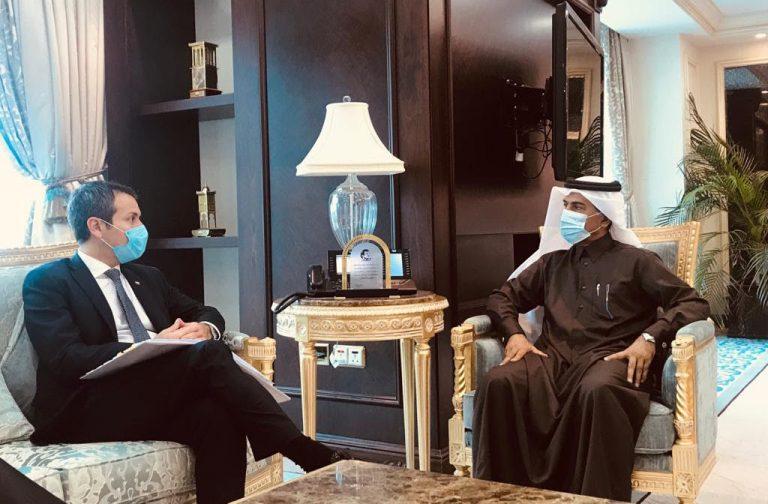Subsecretario Yáñez se reúne en Qatar con autoridades de Relaciones Exteriores y Comercio para impulsar inversión