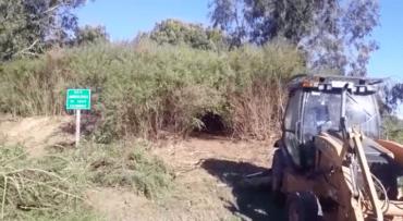 Comunidad de Maule en Coronel denuncia intervención en sitio de patrimonio arqueológico