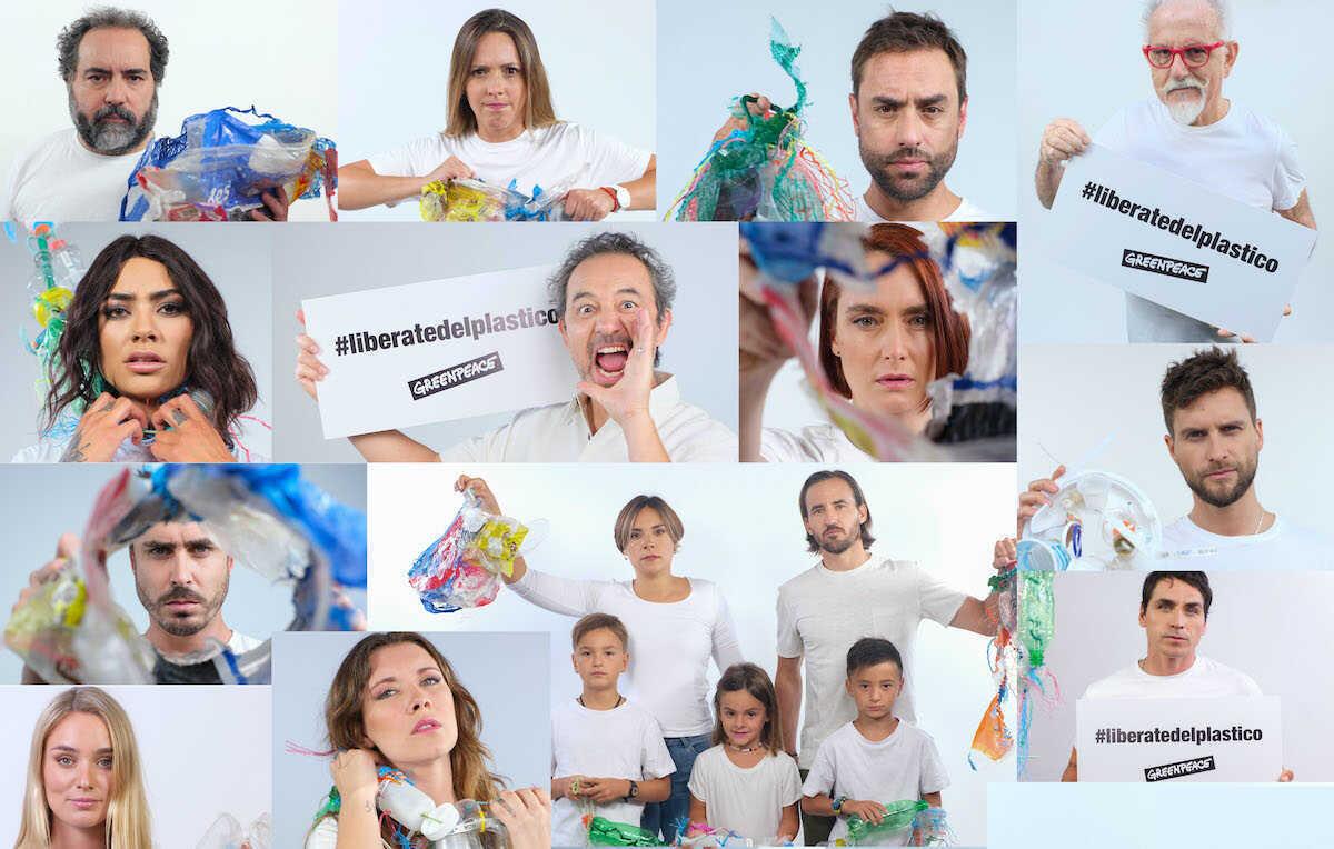 """Figuras públicas en campaña """"Chile sin Plásticos"""": """"Llevamos mucho tiempo """"obligados"""" por la oferta de comercios y supermercados a consumir plásticos innecesarios"""""""