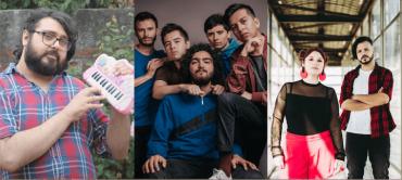 En el Parque Cerro Caracol de Concepción se lanza este viernes segunda temporada de sesiones musicales online