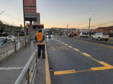 Poco más del 10% aumentó flujo vehicular el primer lunes de marzo en la Región del Biobío