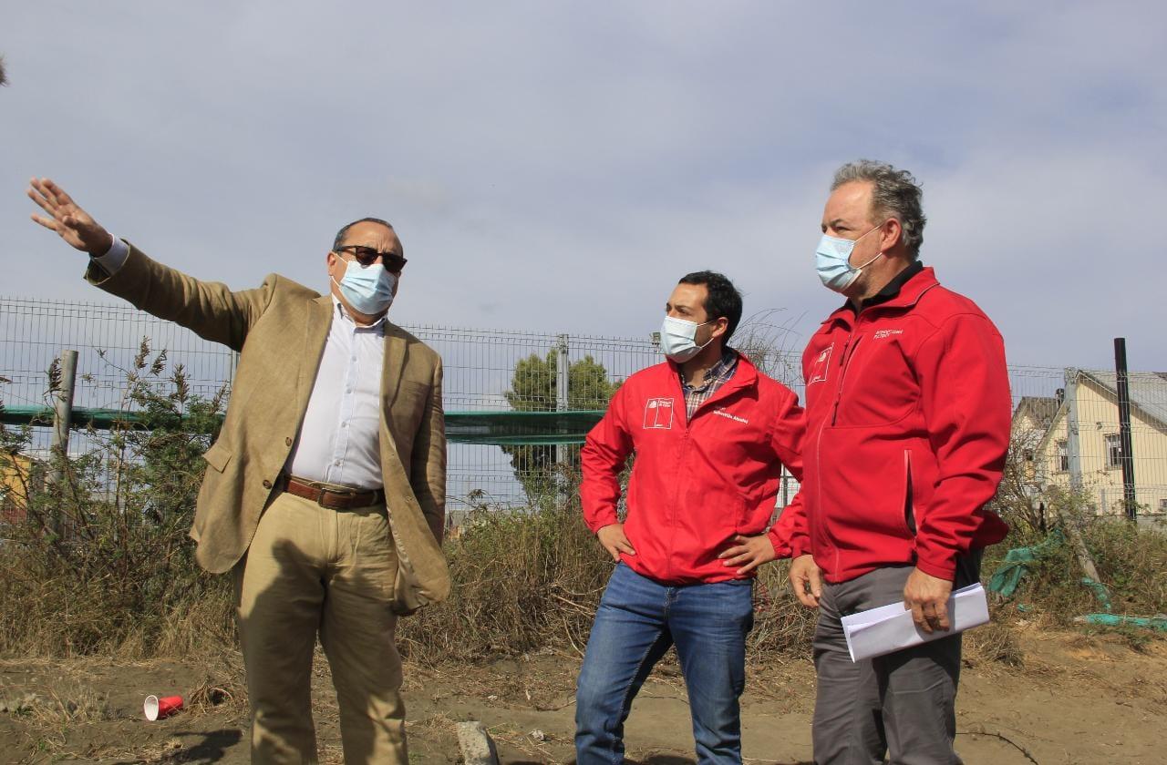 En Biobío ya comienza a materializarse el Banco de Suelo público para acelerar construcción de proyectos habitacionales
