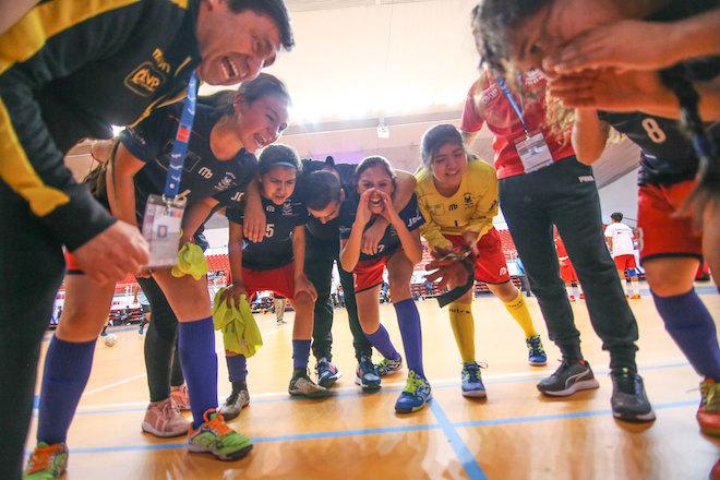 Clubes deportivos de la Región del Biobío reciben capacitación en prevención de acoso y abuso sexual