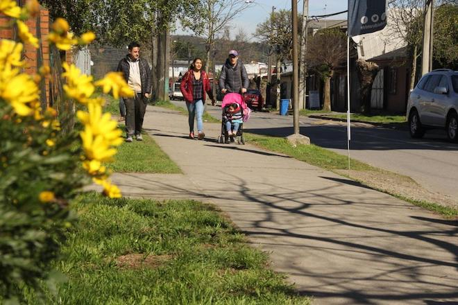 Con participación de la comunidad comienza estudio para mejorar condiciones habitacionales y urbanas de Pedro de Valdivia Bajo