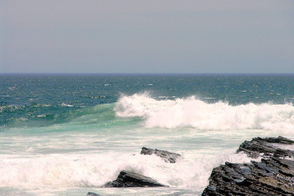 Alerta Amarilla para las comunas del borde costero por amenaza de tsunami en Chile
