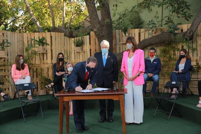 Justicia ingresa proyecto de ley que creará un Registro Nacional de Deudores de Pensiones Alimenticias en Chile
