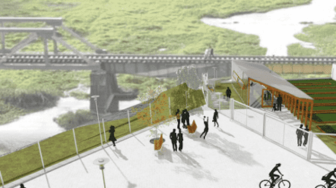 Proyecto urbano Las Taguas busca recuperar borde Río Andalién